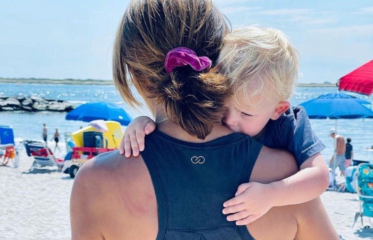 dylan dreyer reveals how hoda kotb ended her son's tantrum