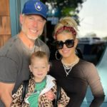 Jessica Simpson Sends Off 2-Year-Old Birdie Mae To Preschool In Adorable Family Photo