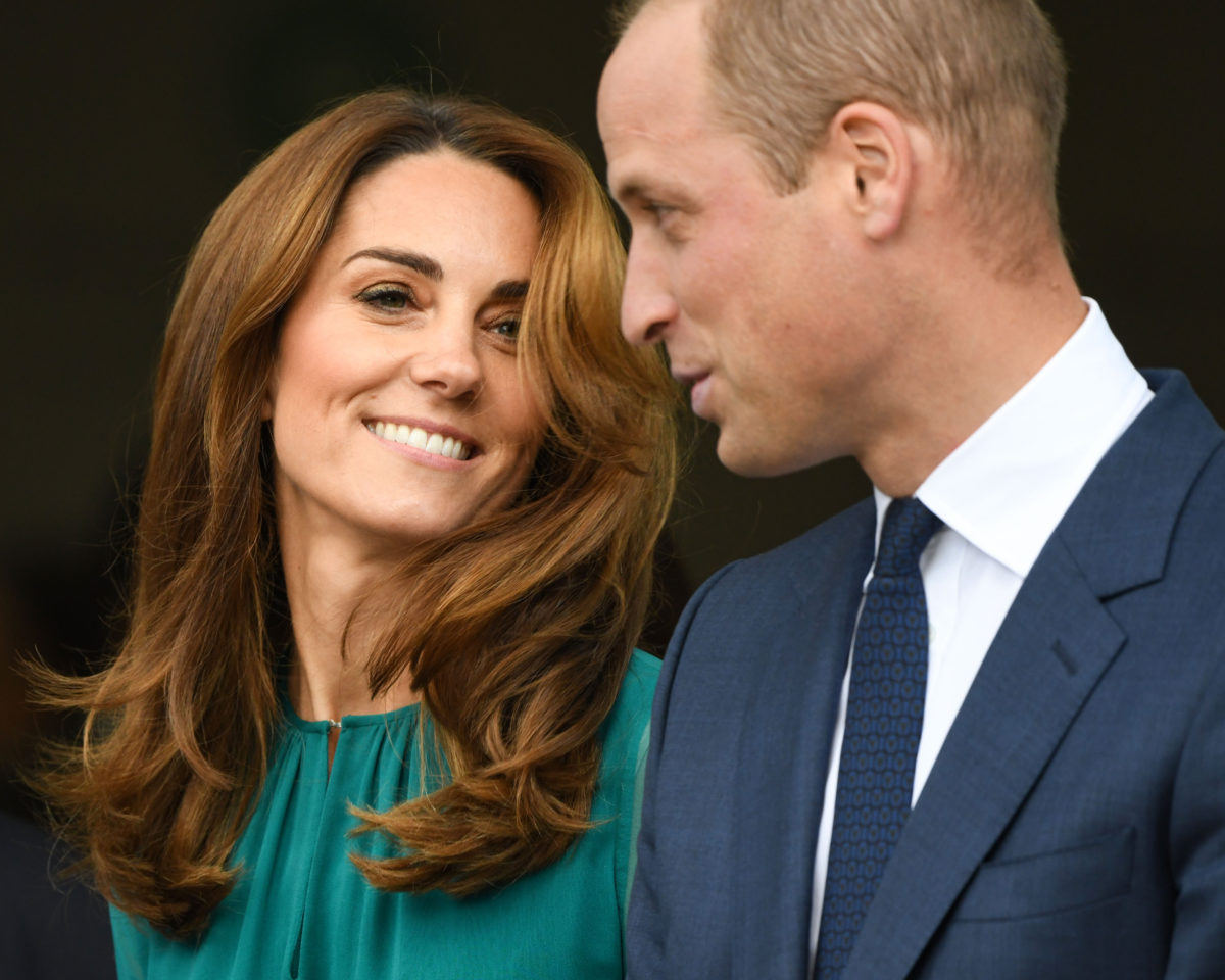 kate middleton says the kids are 'very interested' in one of prince william's past professions