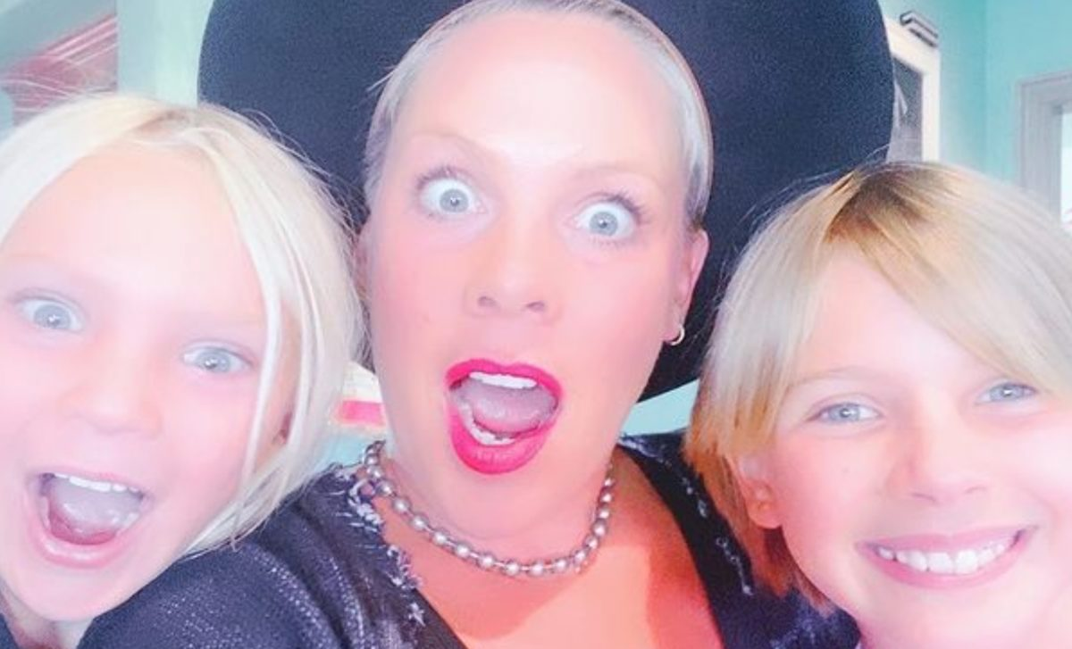 pink calls out 14-year-old youtuber's parents for 'exploiting' their daughter by taking photos of her in a bikini