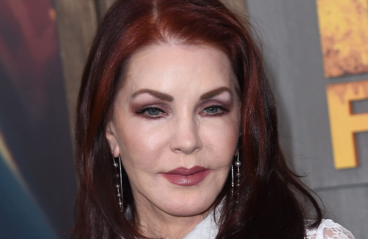 priscilla presley was 'so nervous' about elvis being alone because 'everyone in the world was after him'
