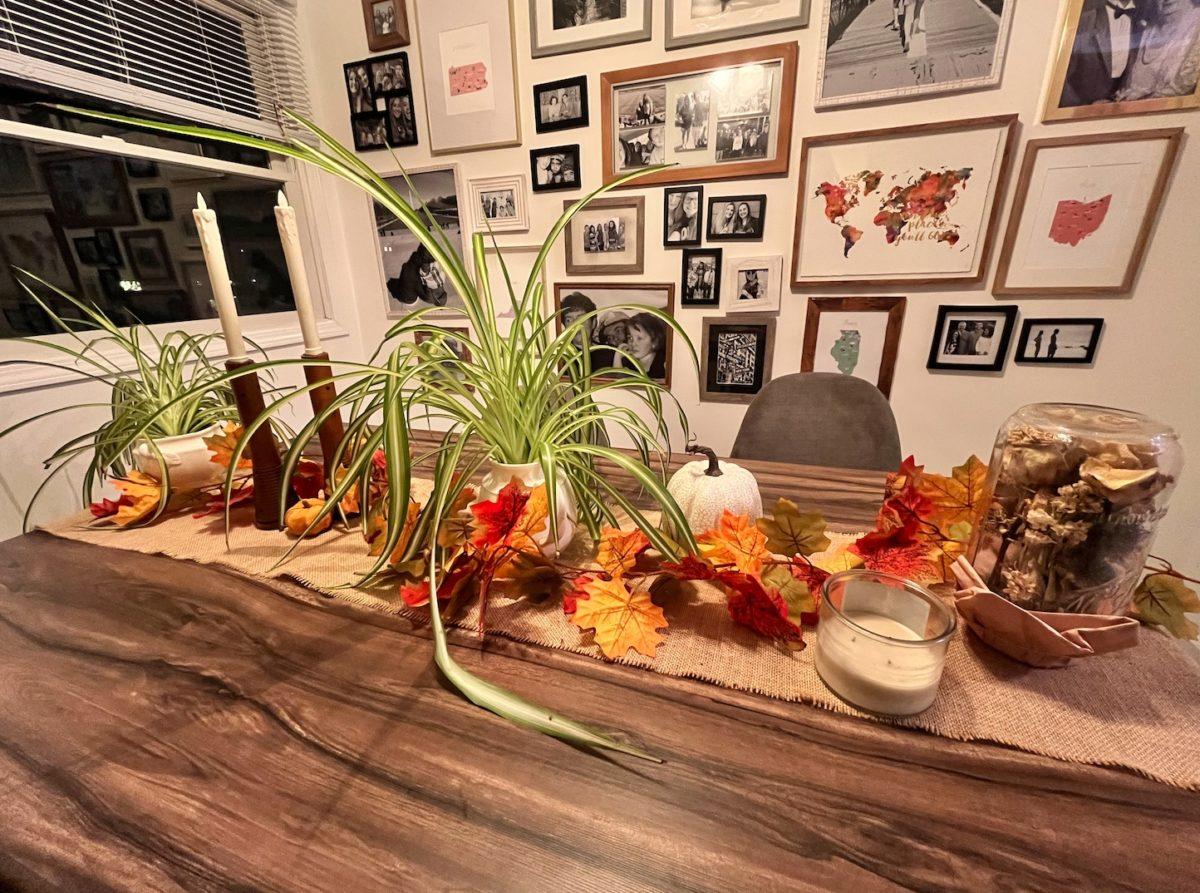 cheap and fun way to decorate your home for fall