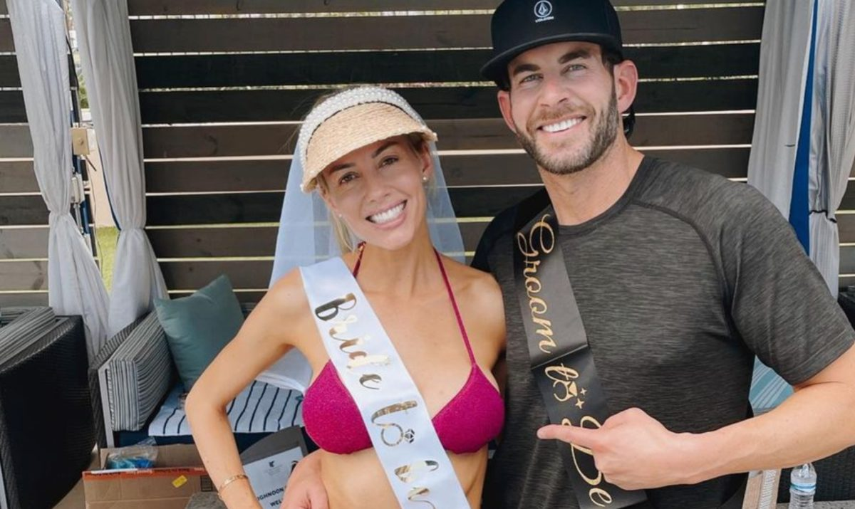 tarek el moussa and heather rae young comment on christina haack's recent engagement to joshua hall