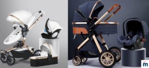 these two strollers come highly recommended and mamas uncut approved