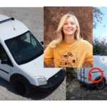 YouTubers Share Footage of What Is Believed to Be Gabby Petito's Van Parked on the Side of a Trail on August 27