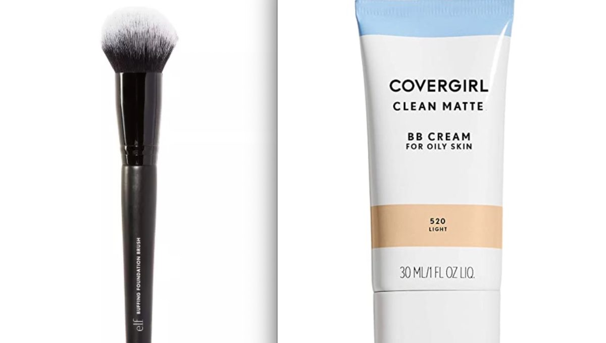 the foundation and makeup brush combo you need