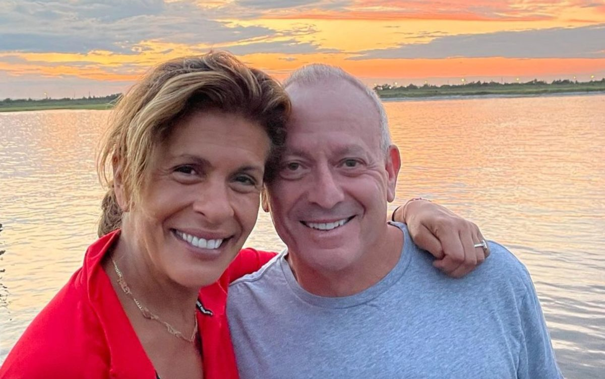 hoda kotb reveals the conversation she had with joel schiffman about adopting their 2 daughters that left her in tears