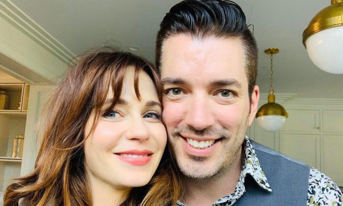 jonathan scott shares 'sweetest' story about girlfriend zooey deschanel's 6-year-old daughter