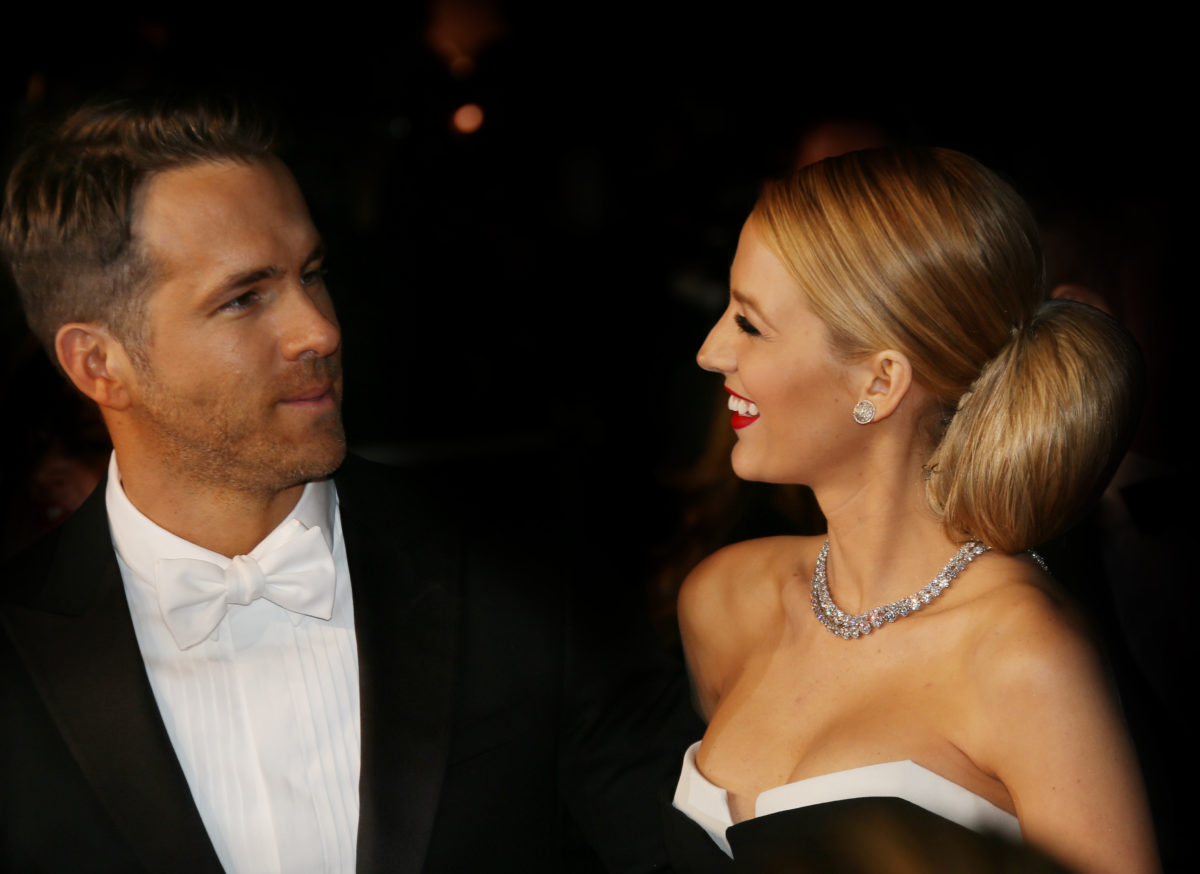ryan reynolds reveals break from acting, blake lively steals the moment with hilarious response